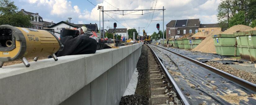 Vernieuwen station Eijsden