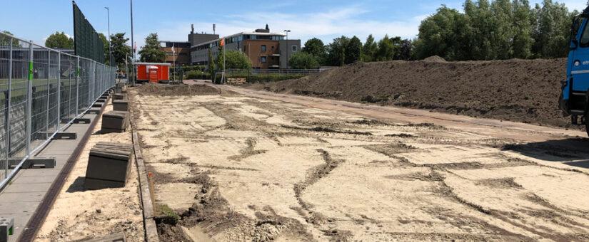 Kunstgrasvelden Haarlem